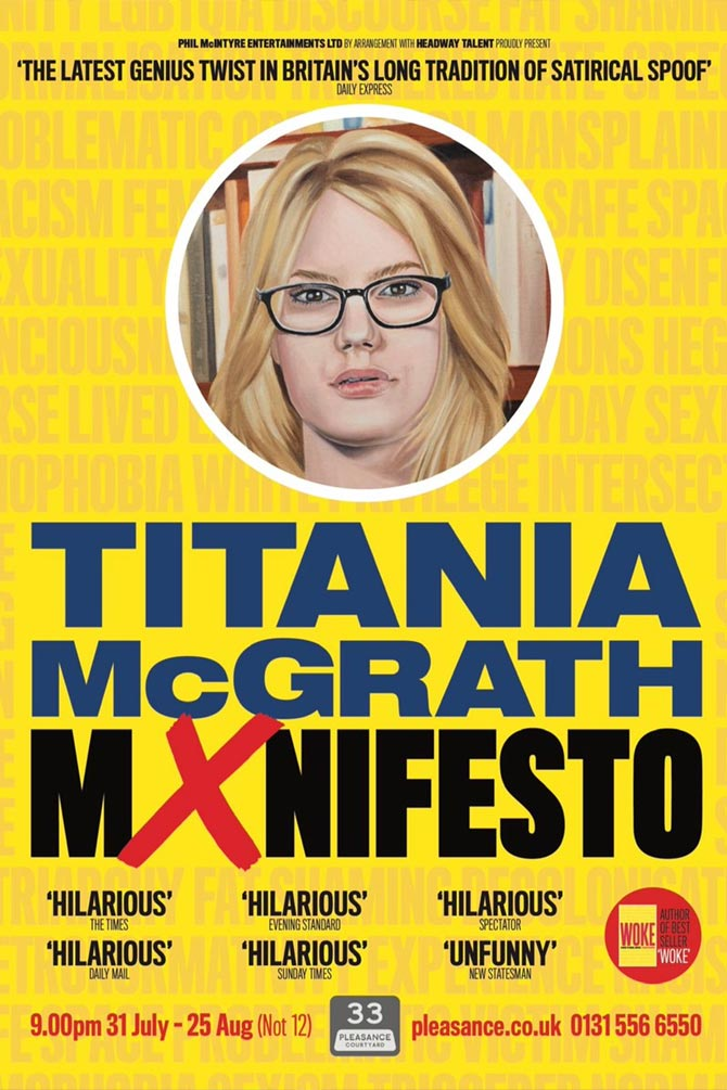 Titania McGrath