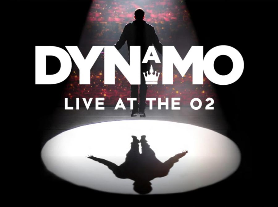 Dynamo: Live At The 02