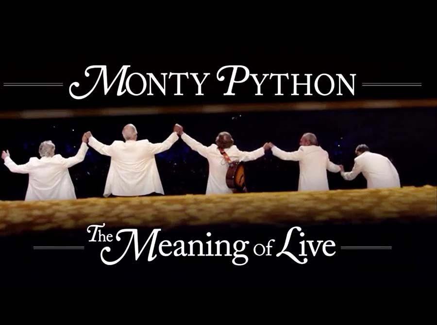 Monty Python the Meaning of Live