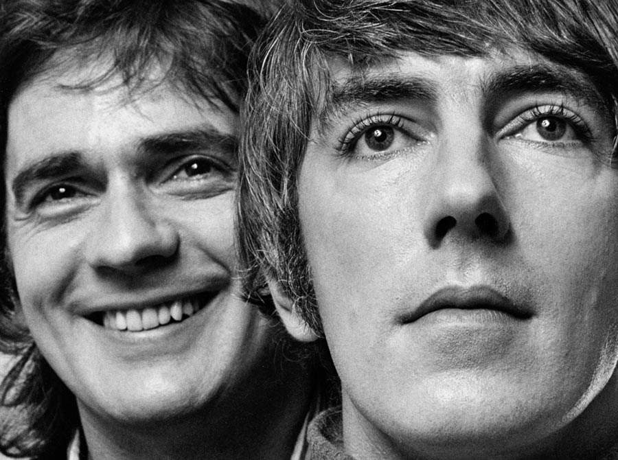Peter Cook and Dudley Moore's Missing Sketches