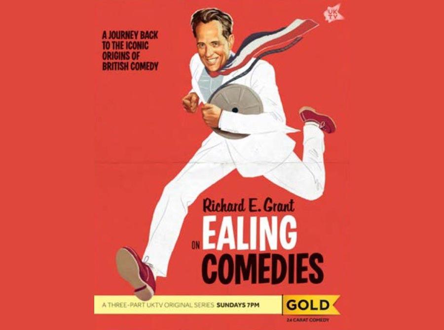 Richard E.Grant on Ealing Comedies