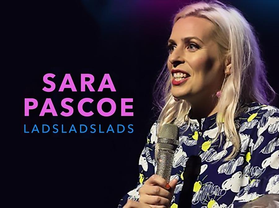Sara Pascoe Lads Lads Lads