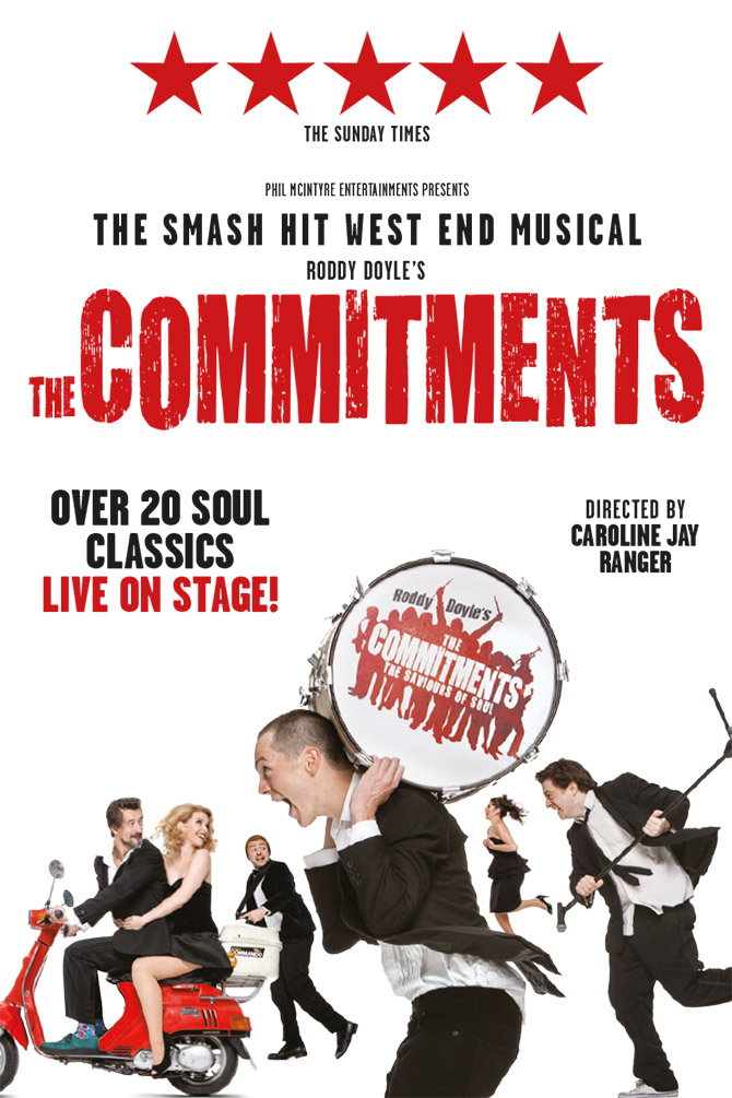 The Commitments: The Musical