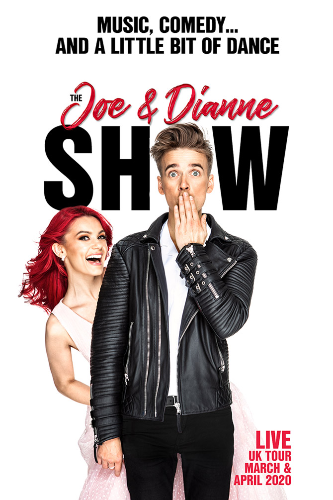 The Joe And Dianne Show: Live UK Tour